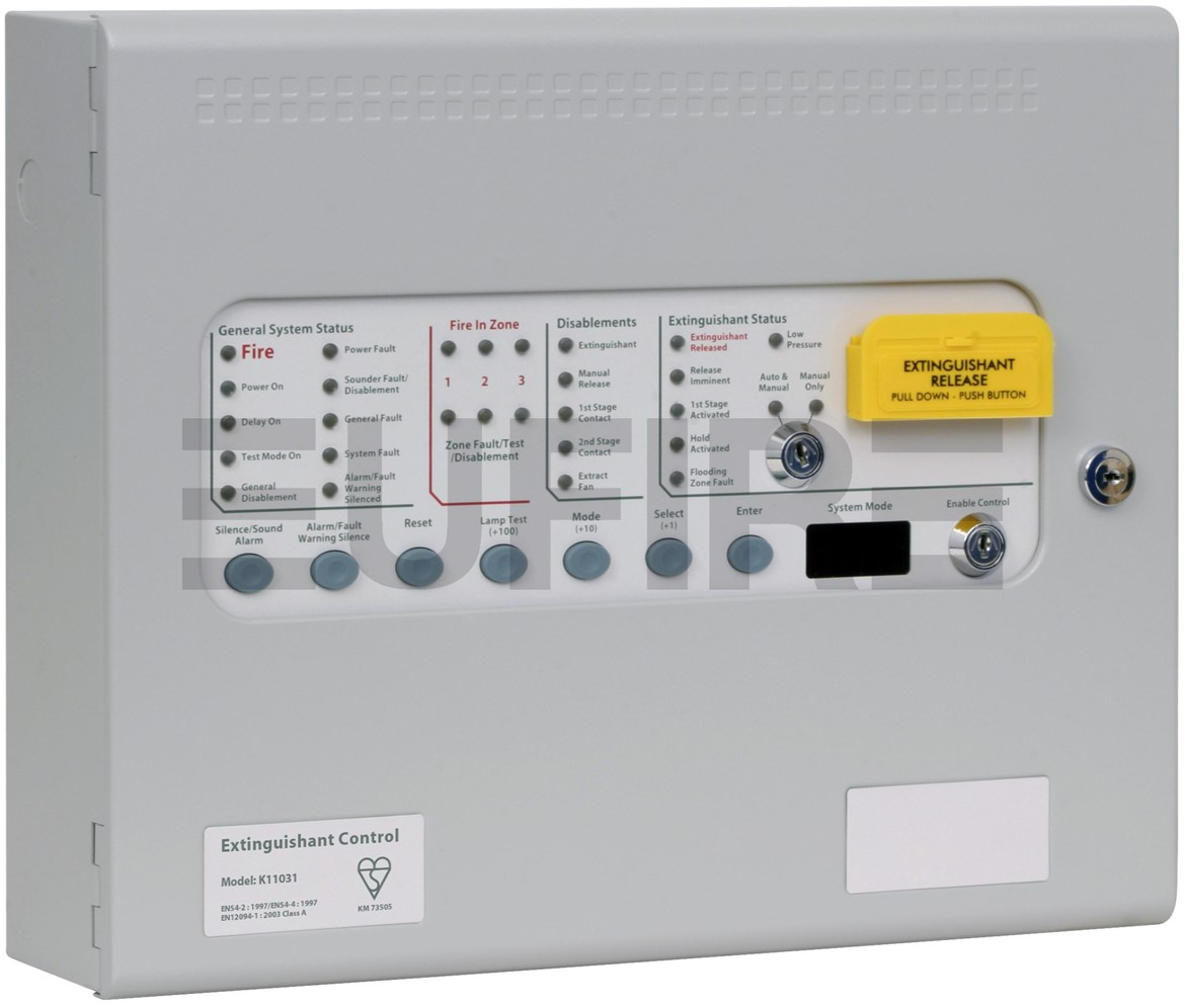 Sigma XT Control Panel | Product | EU Fire and Security